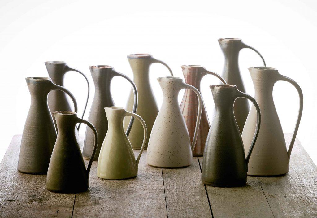 Julie Ayton - Silhouette Jugs - Ceramic