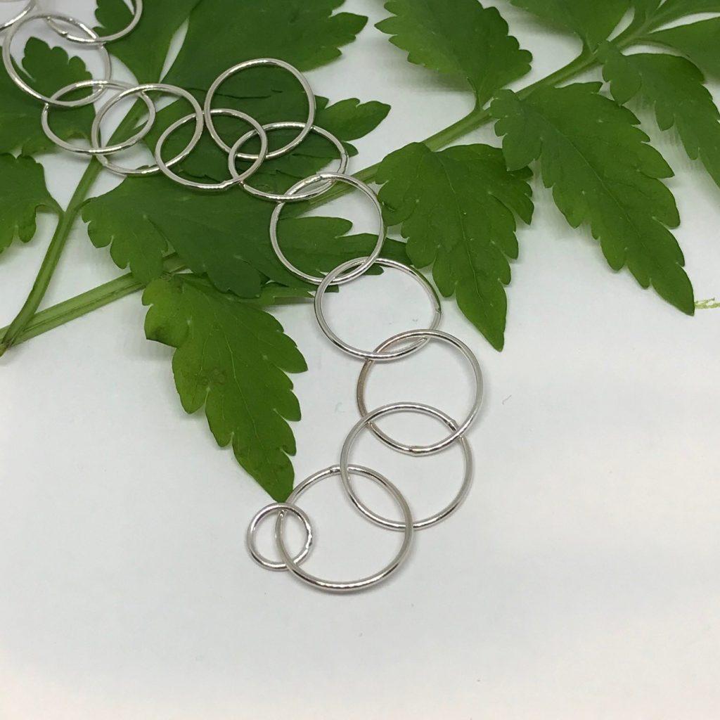 Serena Barnes - Handmade Sterling Silver Chain